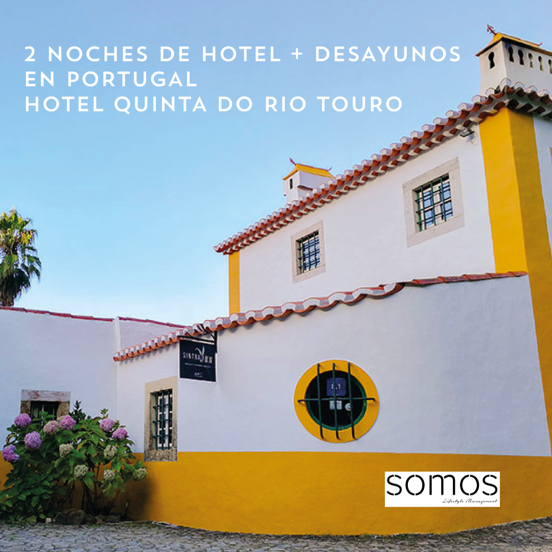 Hotel Quinta Do Rio Touro